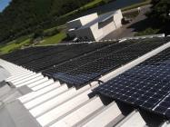 STEP8 太陽電池モジュールの設置のイメージ