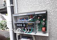 STEP1 電気系統の接続を確認のイメージ