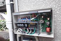 STEP9 接続箱の取り付けのイメージ